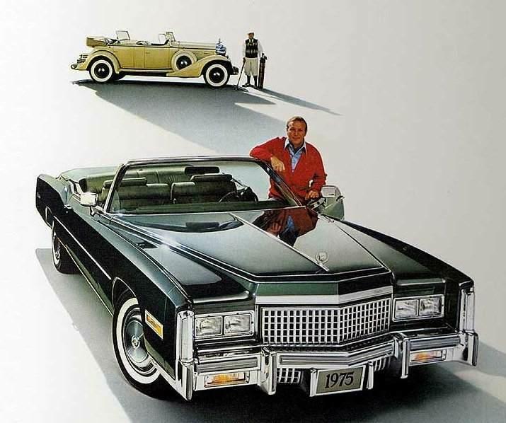 Cadillac Geschichte 1970-1979